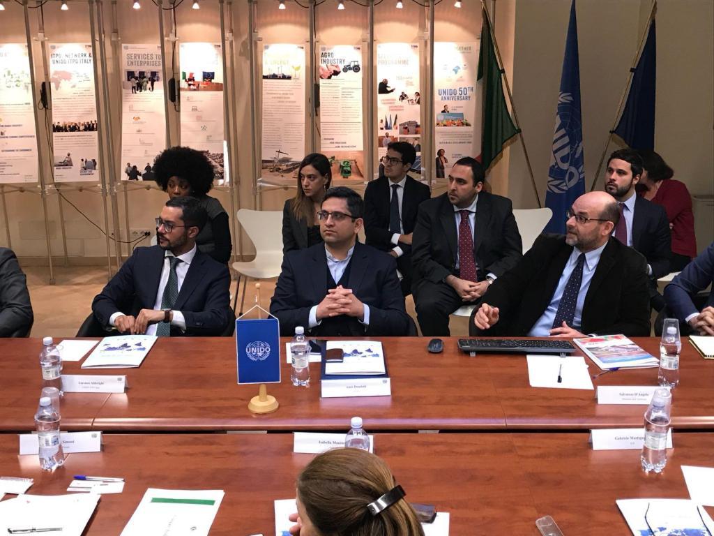Tavola Rotonda: Opportunità d'Investimento sull'efficienza energetica e sulle energie rinnovabili in Iran