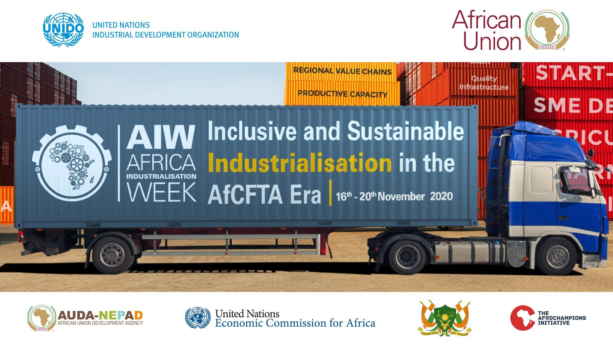 Africa Industrialisation Week 2020