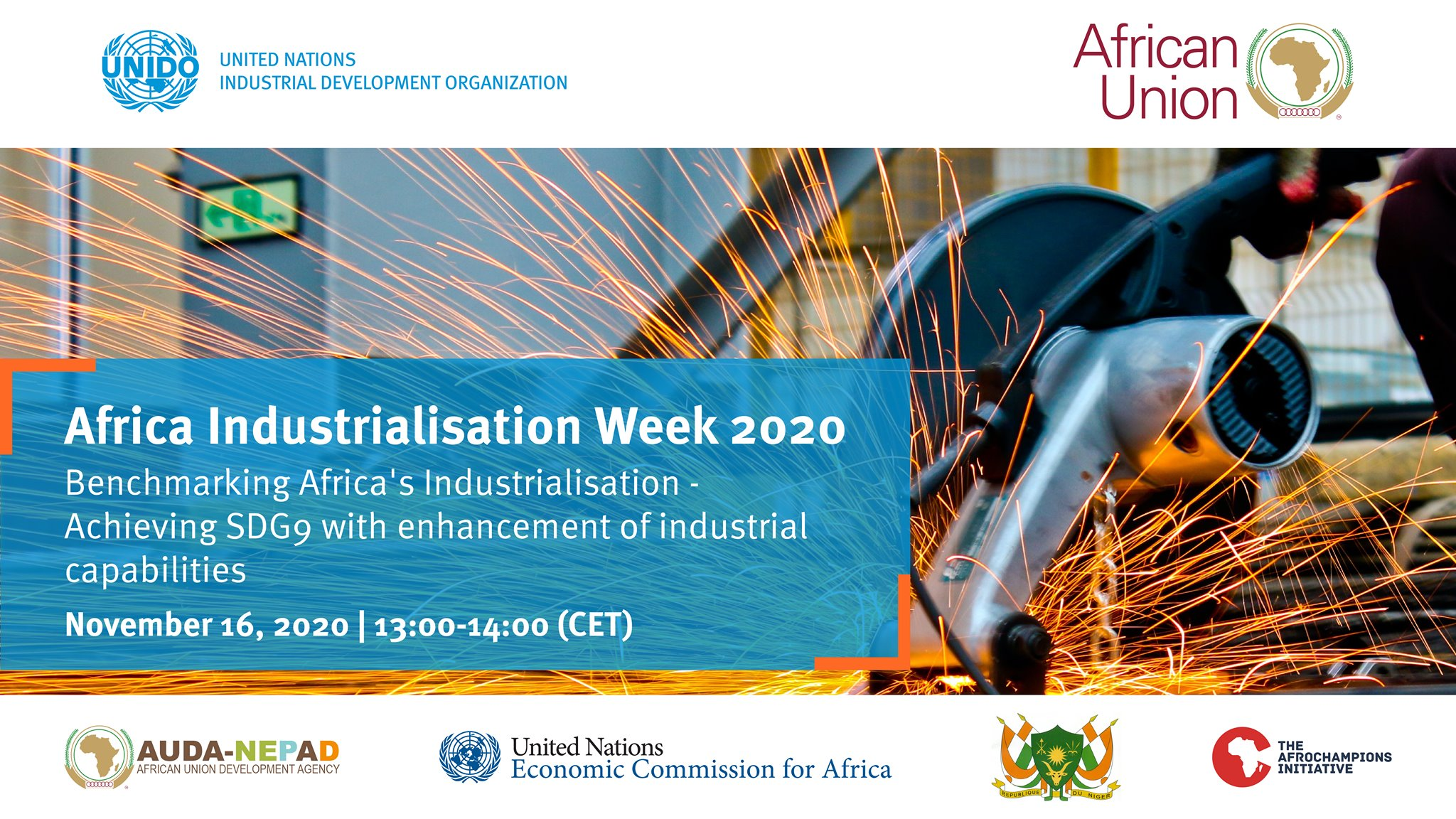 AIW2020 - Benchmarking Africa's Industrialisation - Achieving SDG9 with enhancement of industrial capabilities