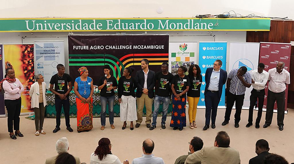 UNIDO ITPO Italy partecipa all'evento Future Agro Challenge in Mozambico