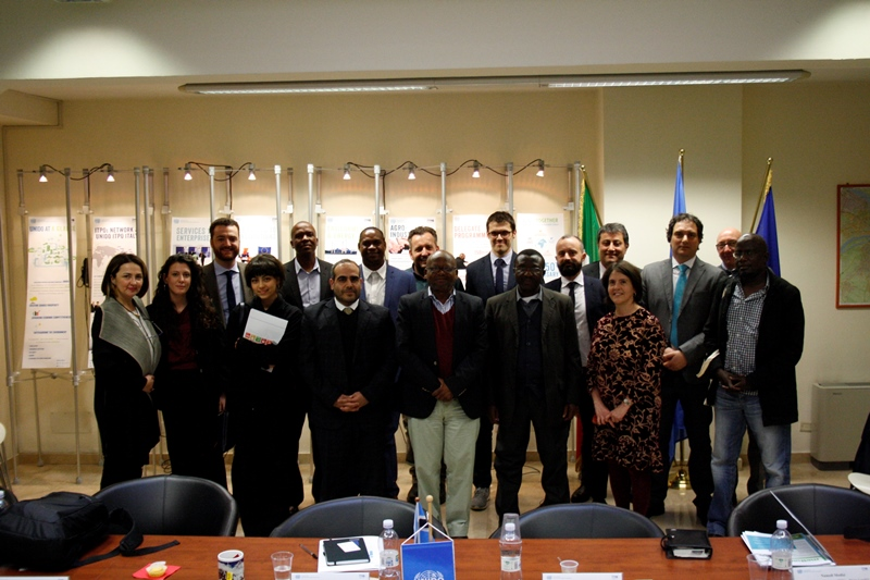 UNIDO ITPO Italy supported a Botswana delegation in the biogas sector
