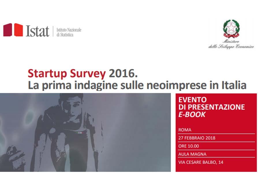Startup Survey 2016