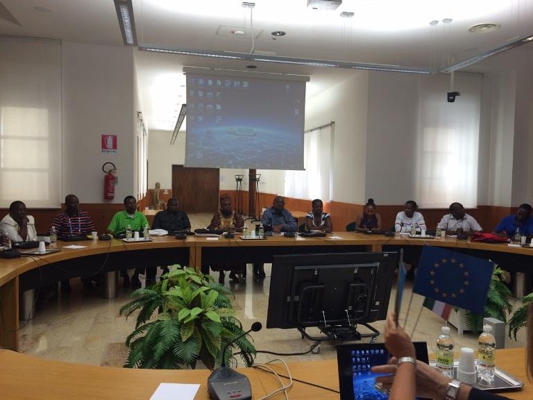 Visita di una importante delegazione della Tanzania in Italia