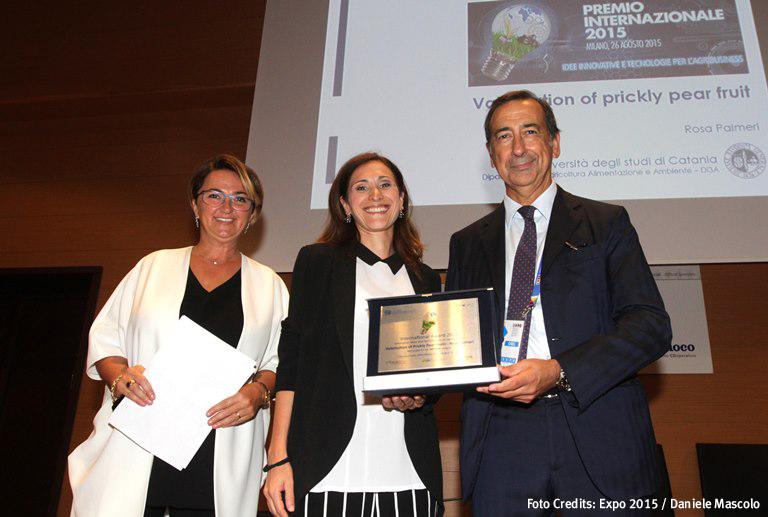 Grande successo per la cerimonia di premiazione del Bando Internazionale UNIDO