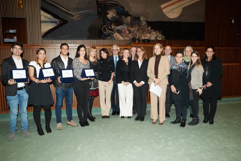 Si è svolta a Trieste la cerimonia di premiazione del concorso di architettura Heritage4Cuba