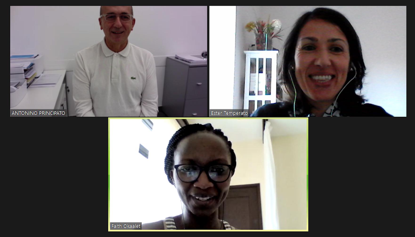FIPEE, Kenya: meeting with Aster Srl