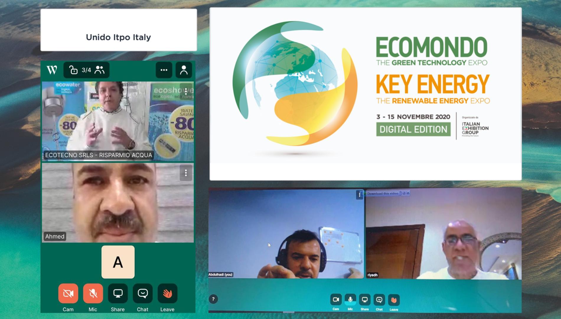 Ecomondo and Key Energy Double Digital Green Week 2020
