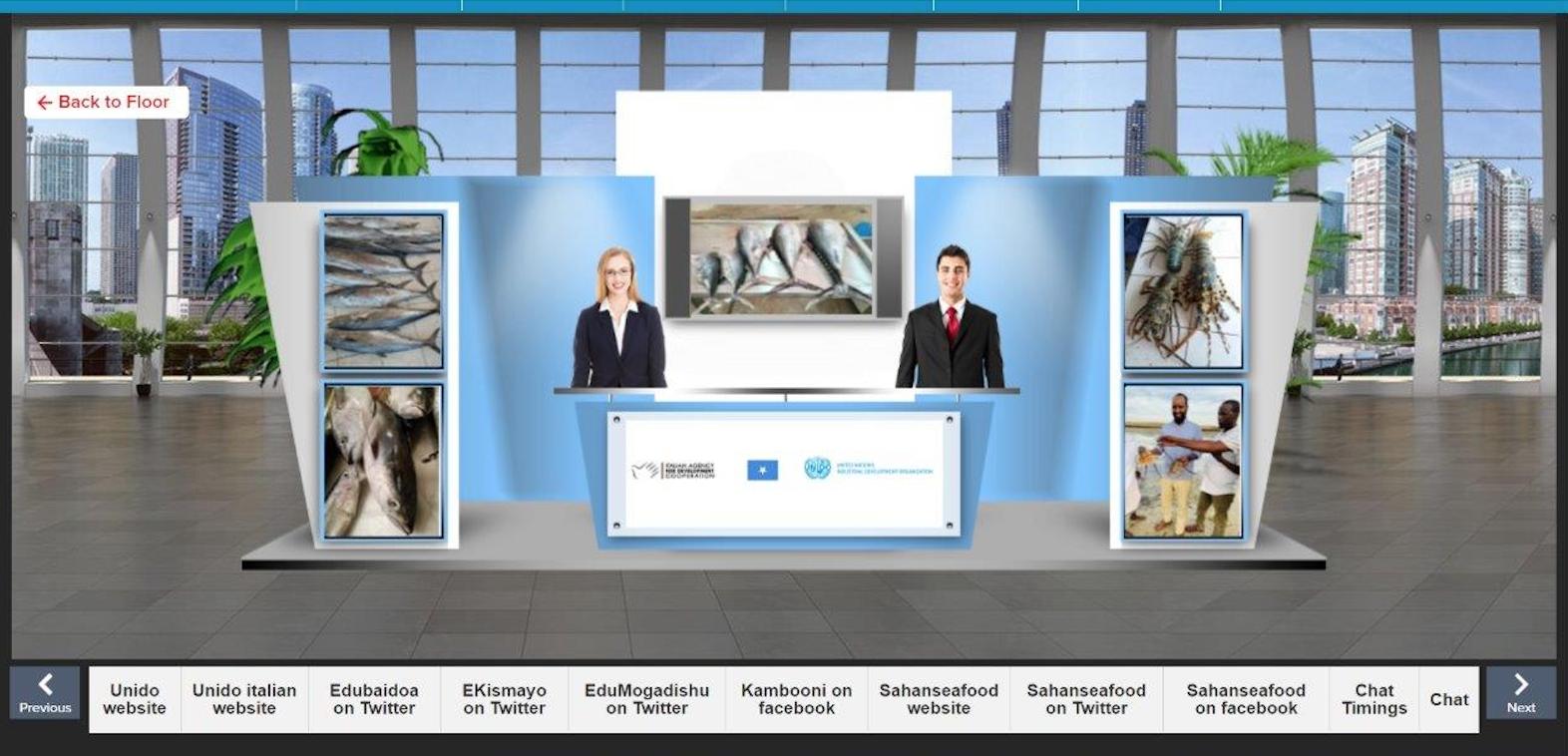 Digital Seafood Trade Show 2021