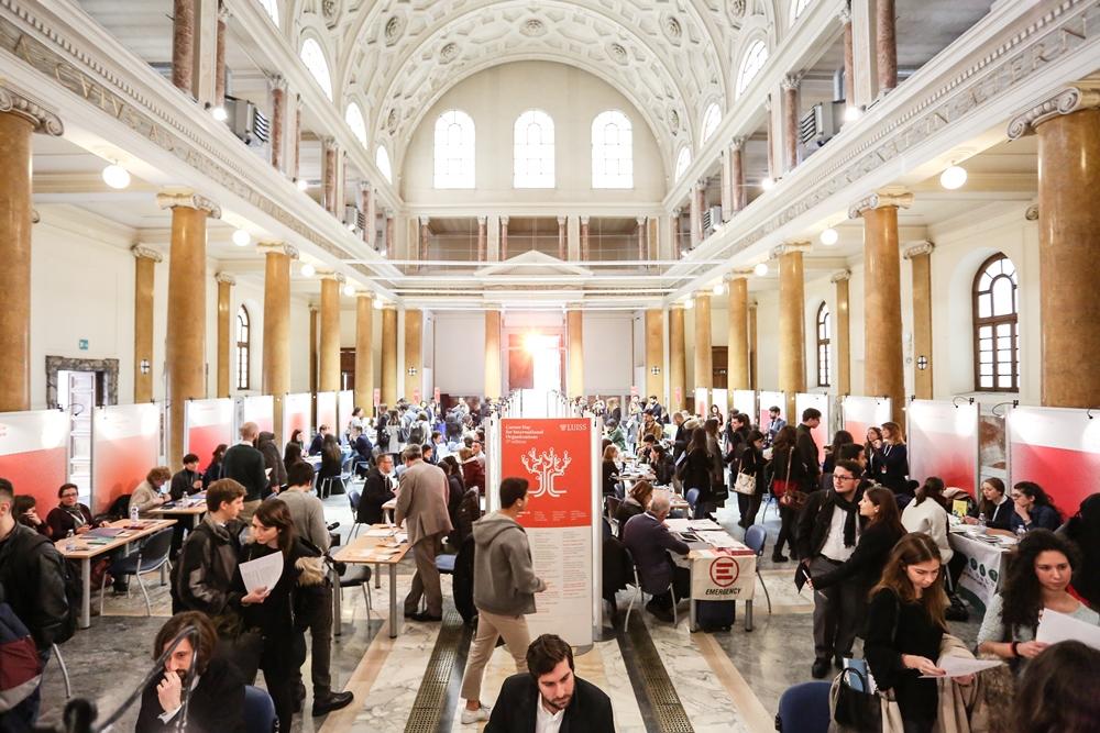 UNIDO ITPO Italia presenta le opportunità di stage alla 5a edizione del LUISS Career Day per le Organizzazioni Internazionali