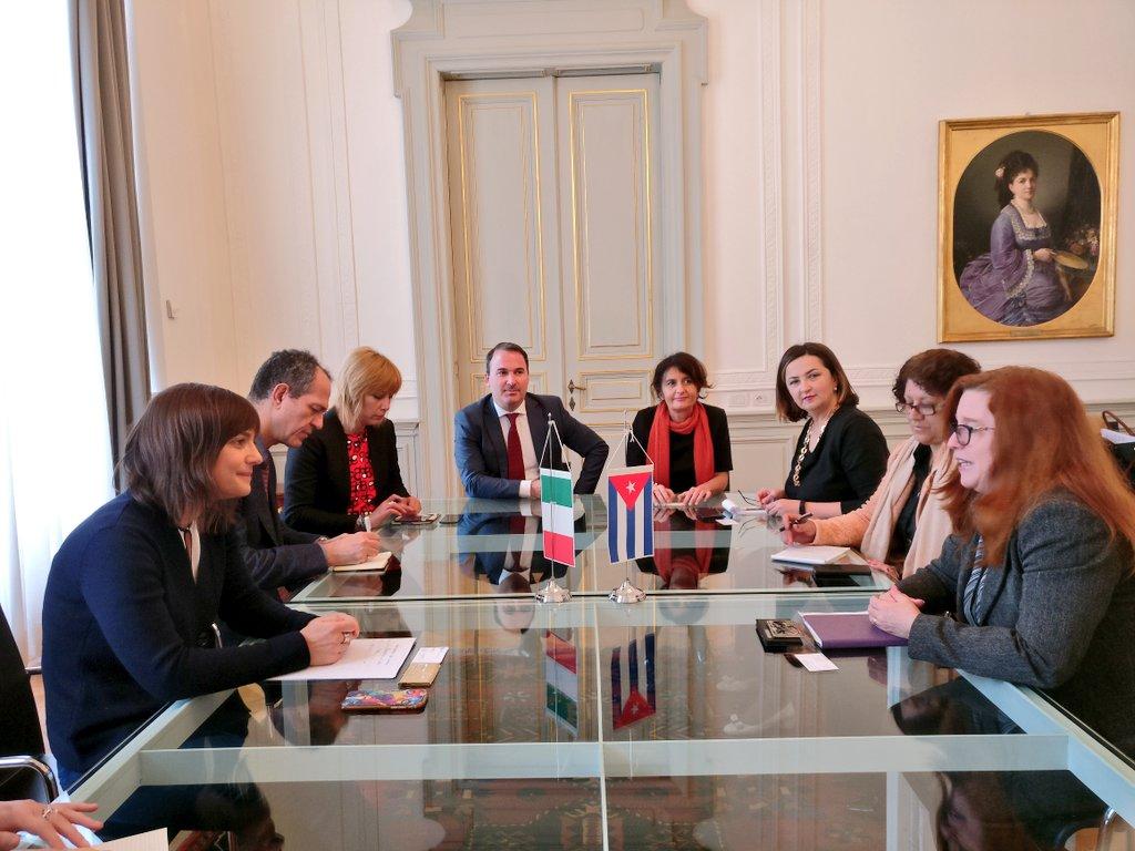 UNIDO ITPO Italy organizza la tavola rotonda Focus Cuba a Trieste