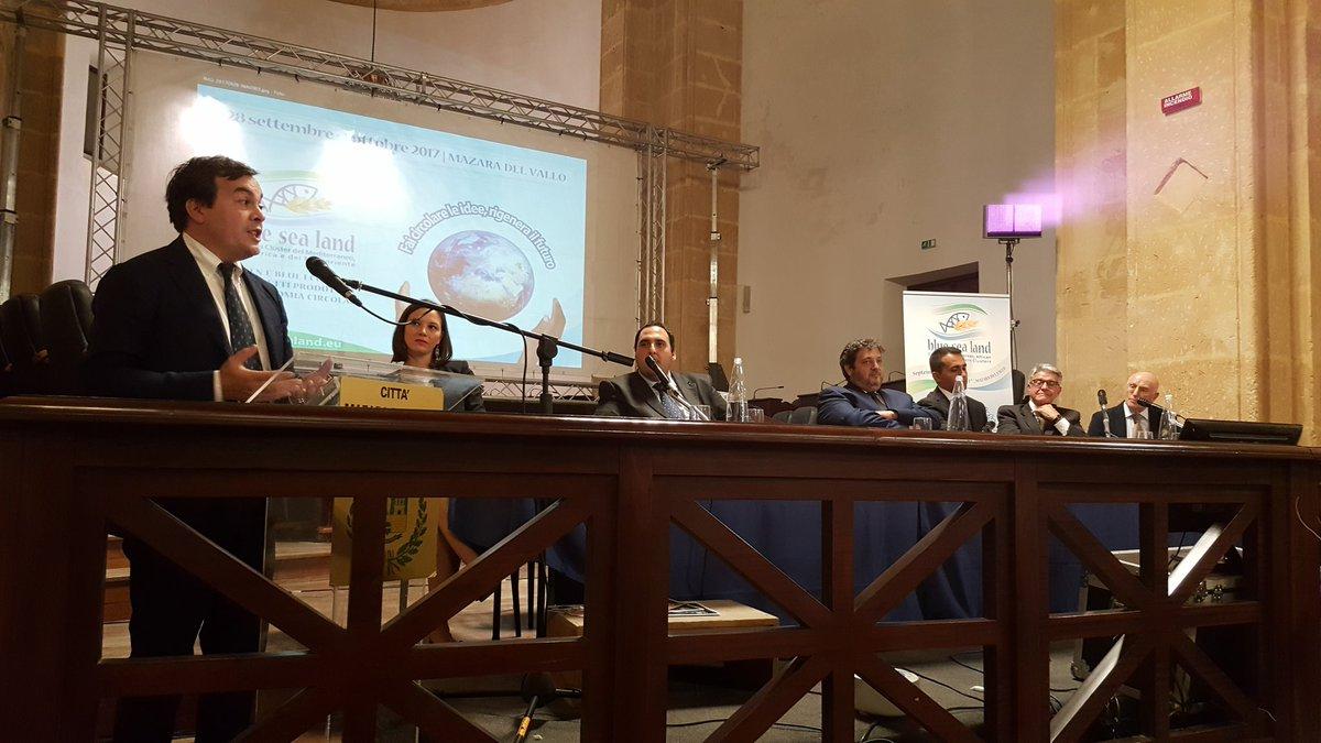 UNIDO ITPO Italy a Blue Sea Land per promuovere le opportunita' esistenti in Africa Occidentale nel settore della pesca