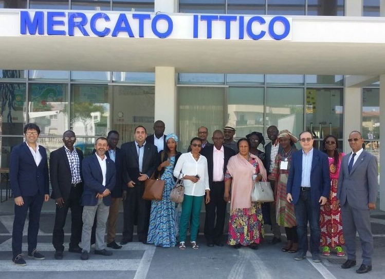 Pesca in Africa Occidentale: Study Tour in Italia per favorire partnership e acquisire le