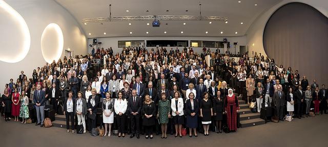 UNIDO ITPO Italy promuove due tavole rotonde alla conferenza di alto livello Women 4 Mediterranean a Lisbona