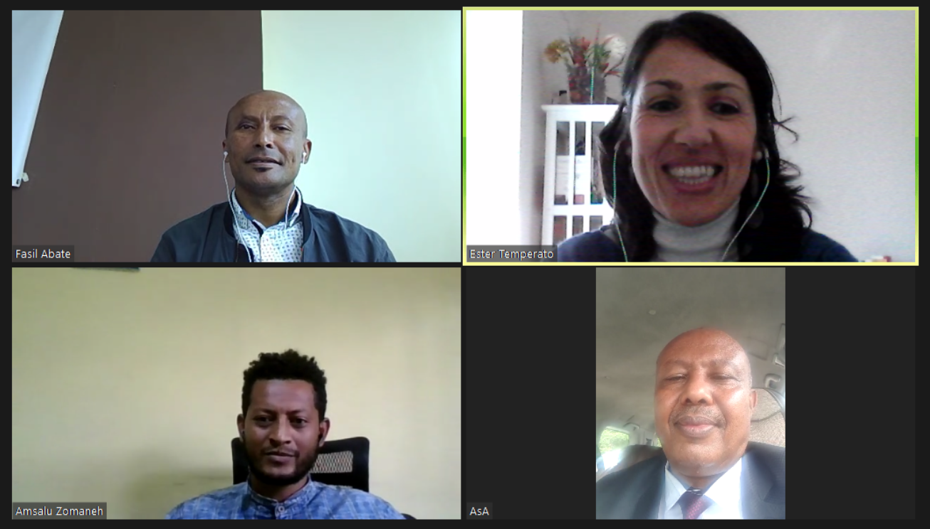 FIPEE, Ethiopia: meeting with FSMMIPA