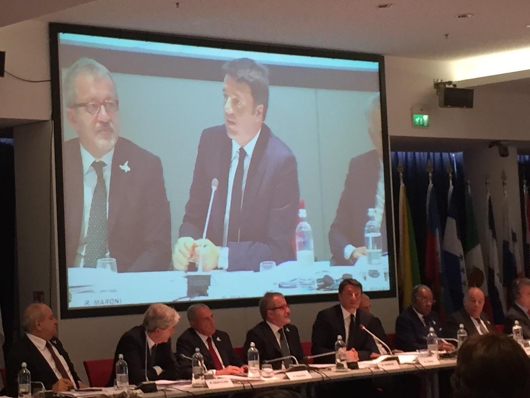 VII Conferenza Italia-America Latina e Caraibi
