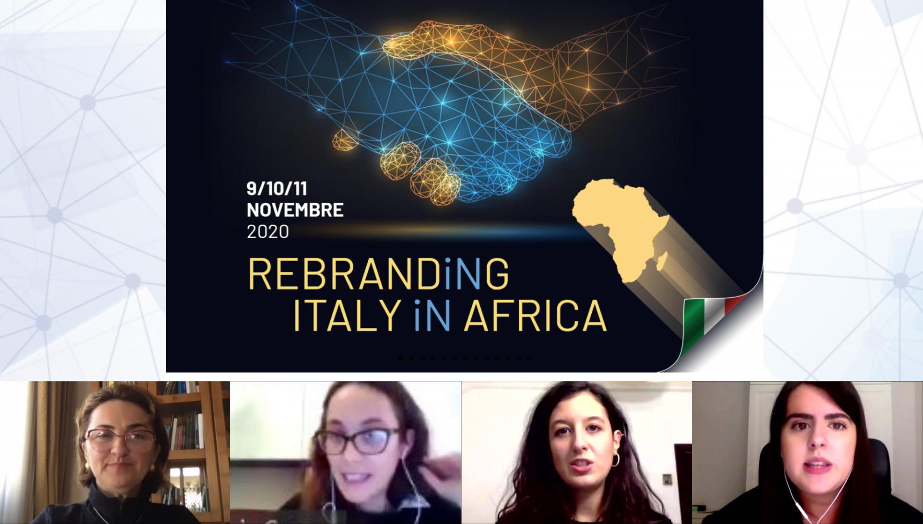 Italia Africa Business Week 2020
