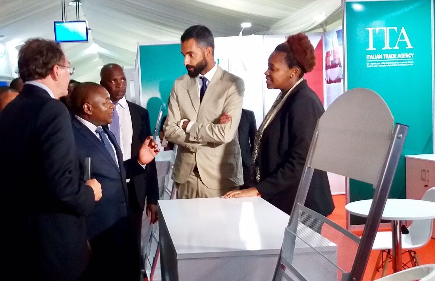 Mozambico: ITPO Italy partecipa al FACIM 2017 con una delegazione di imprese italiane del settore agro