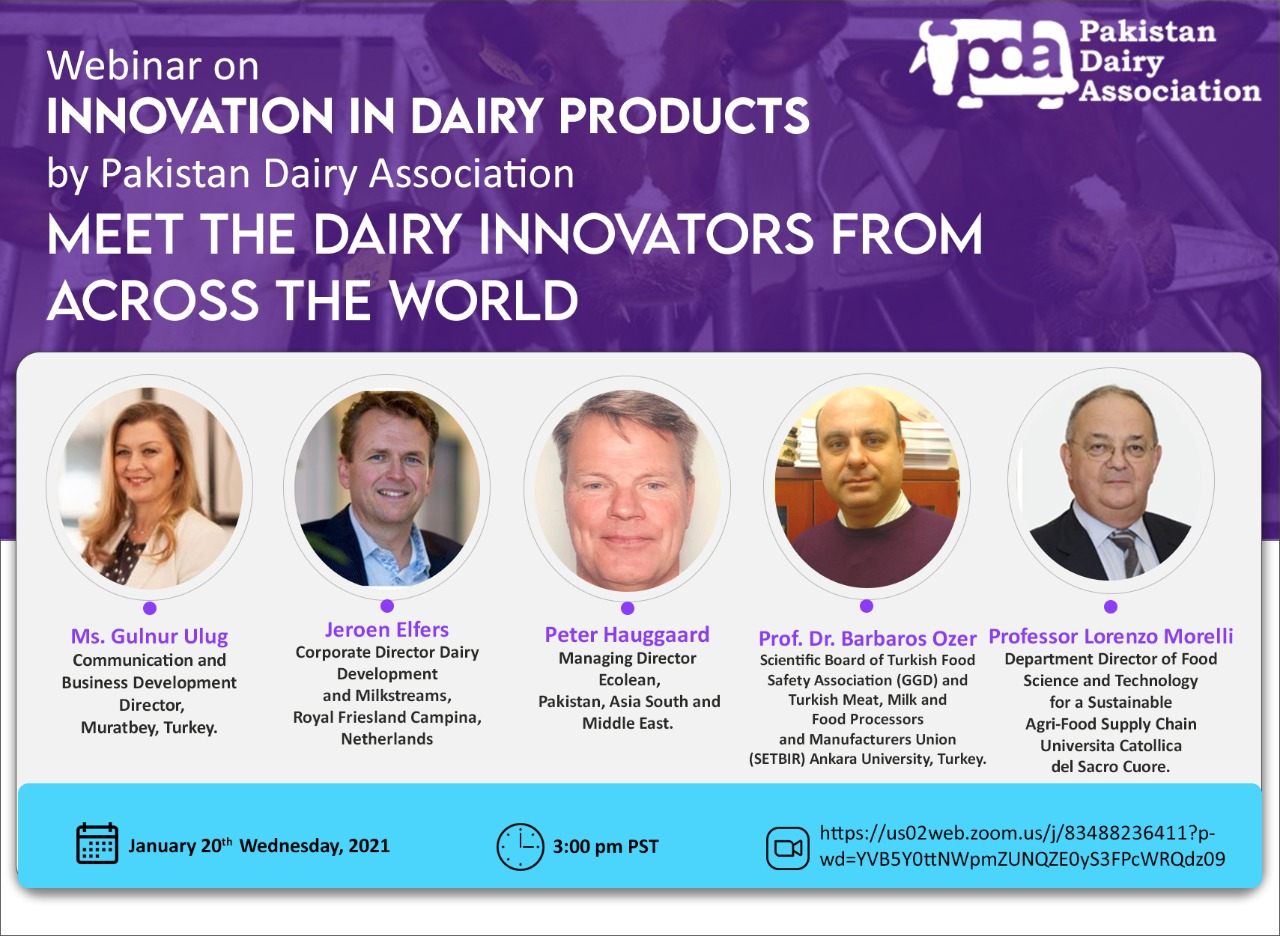 Innovation in Dairy Products and Emerging Trends in Dairy Sector