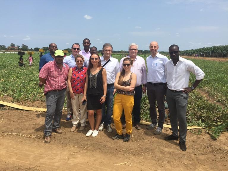 Missione in Angola