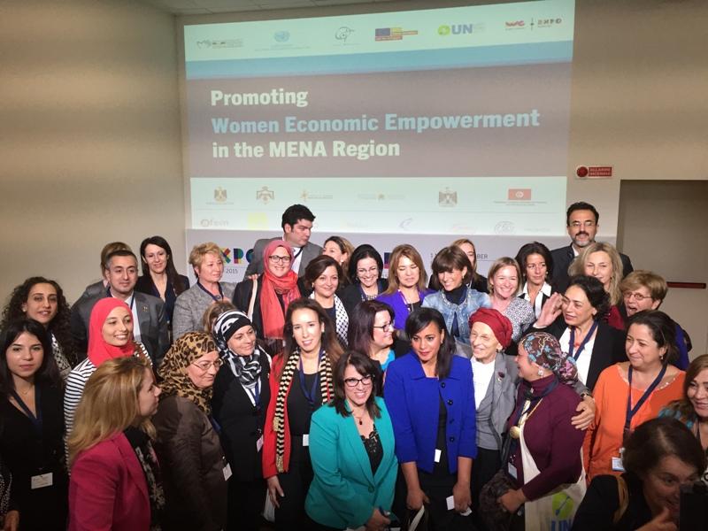 Rafforzare il ruolo della donna in Egitto, Giordania, Libano, Marocco, Palestina e Tunisia