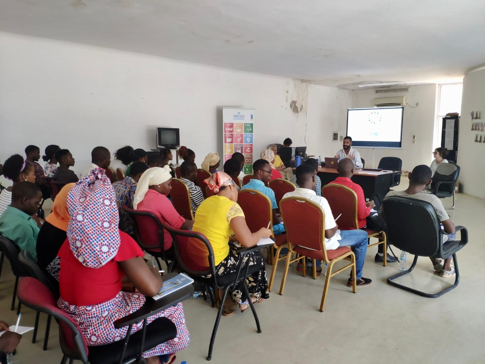 UNIDO ITPO Italy impegnato a supportare i giovani imprenditori in Mozambico
