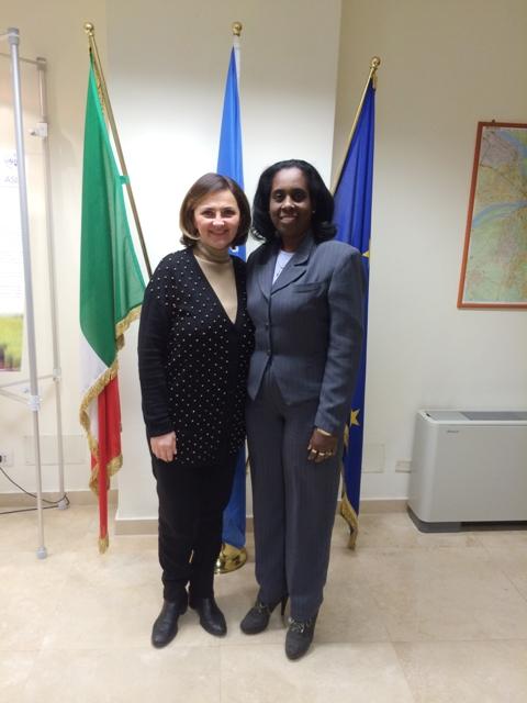 Incontro con il Vice Ministro del Commercio Estero Cubano e degli Investimenti Stranieri