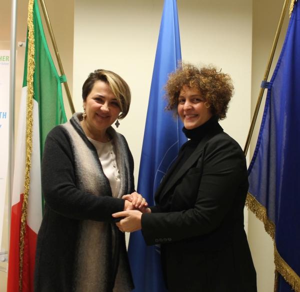 Sostenibilità e innovazione al centro dell'accordo tra UNIDO ITPO Italy e Future Food Institute