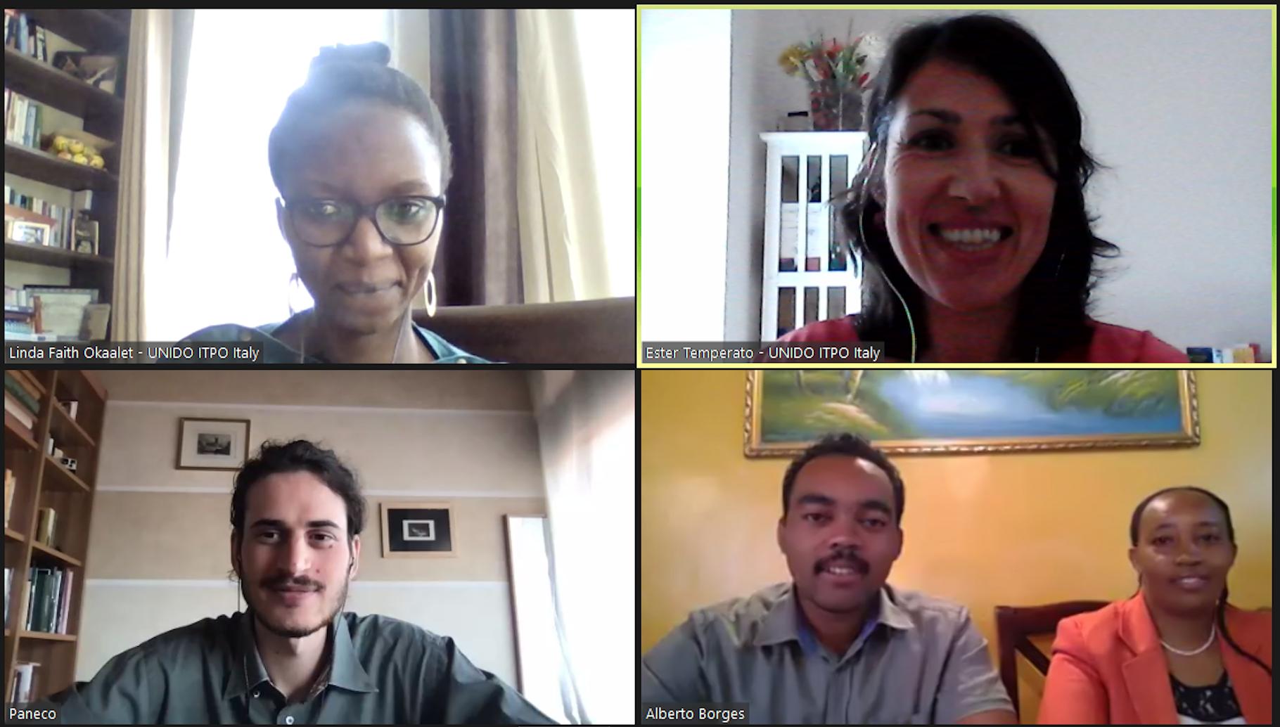 Kenya: incontro con Paneco Ambiente e Buntu Organic