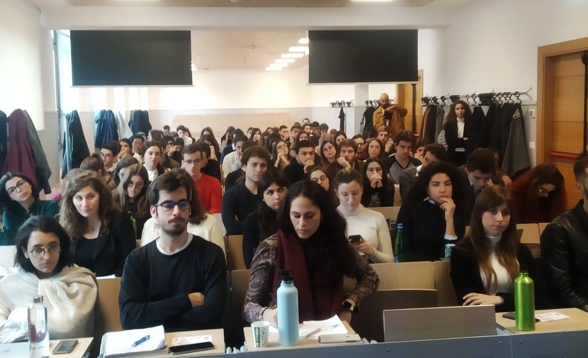 UNIDO ITPO Italy presenta le opportunità di internship per studenti e laureati all'International Careers Tour - LUISS