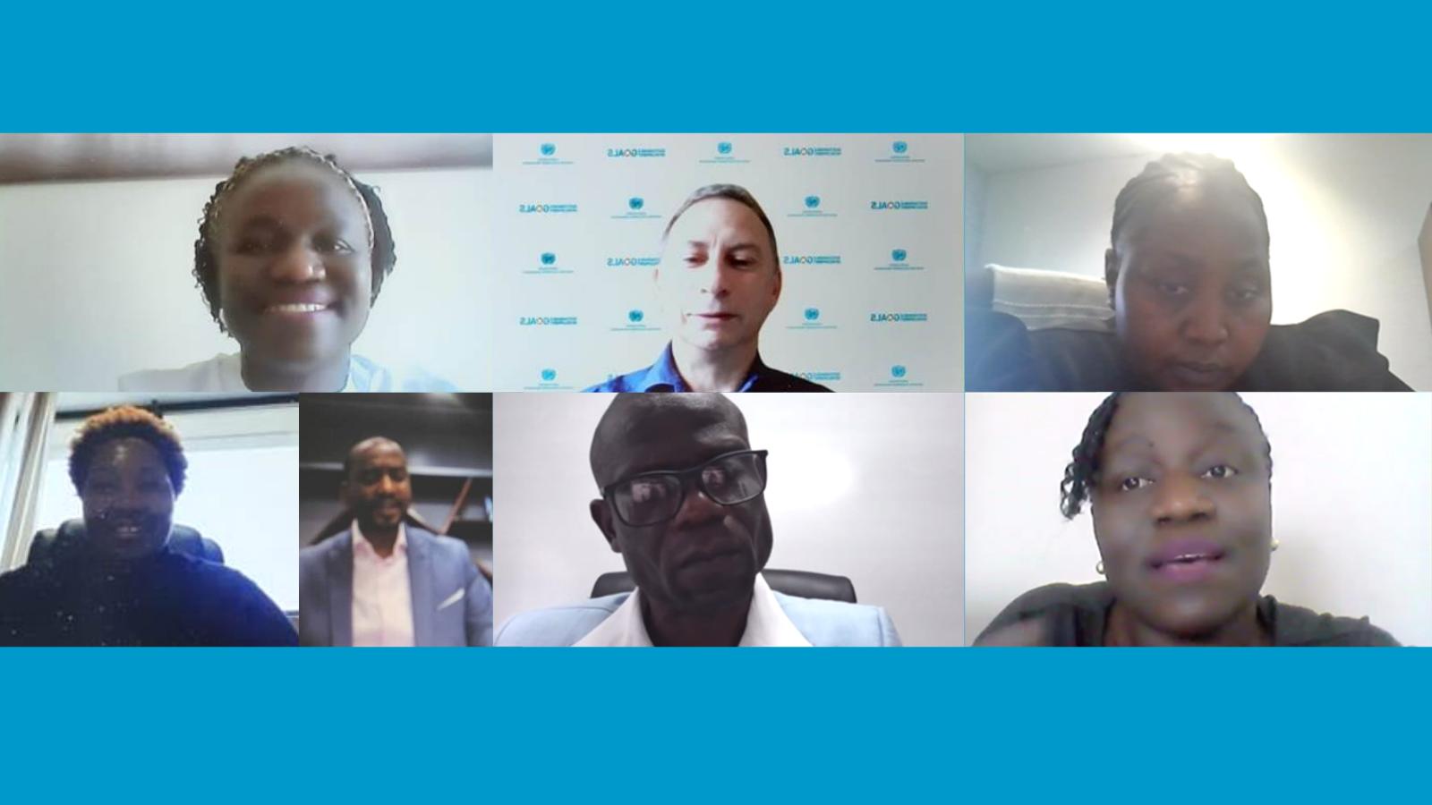 FIPEE, Botswana: meetings with UNDP Botswana, LEA and SPEDU