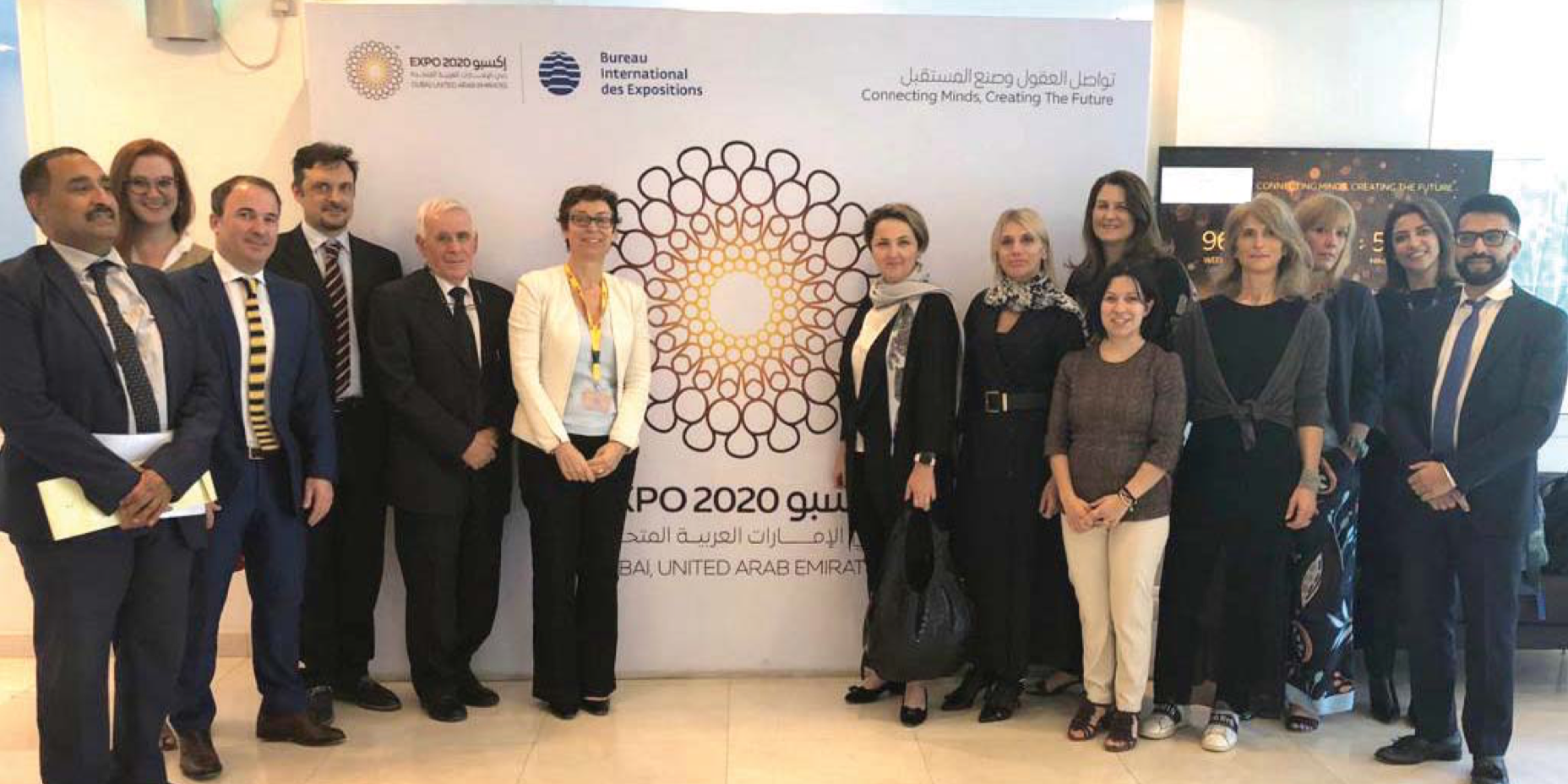 Enhancing the relations with the United Arab Emirates towards EXPO Dubai 2020