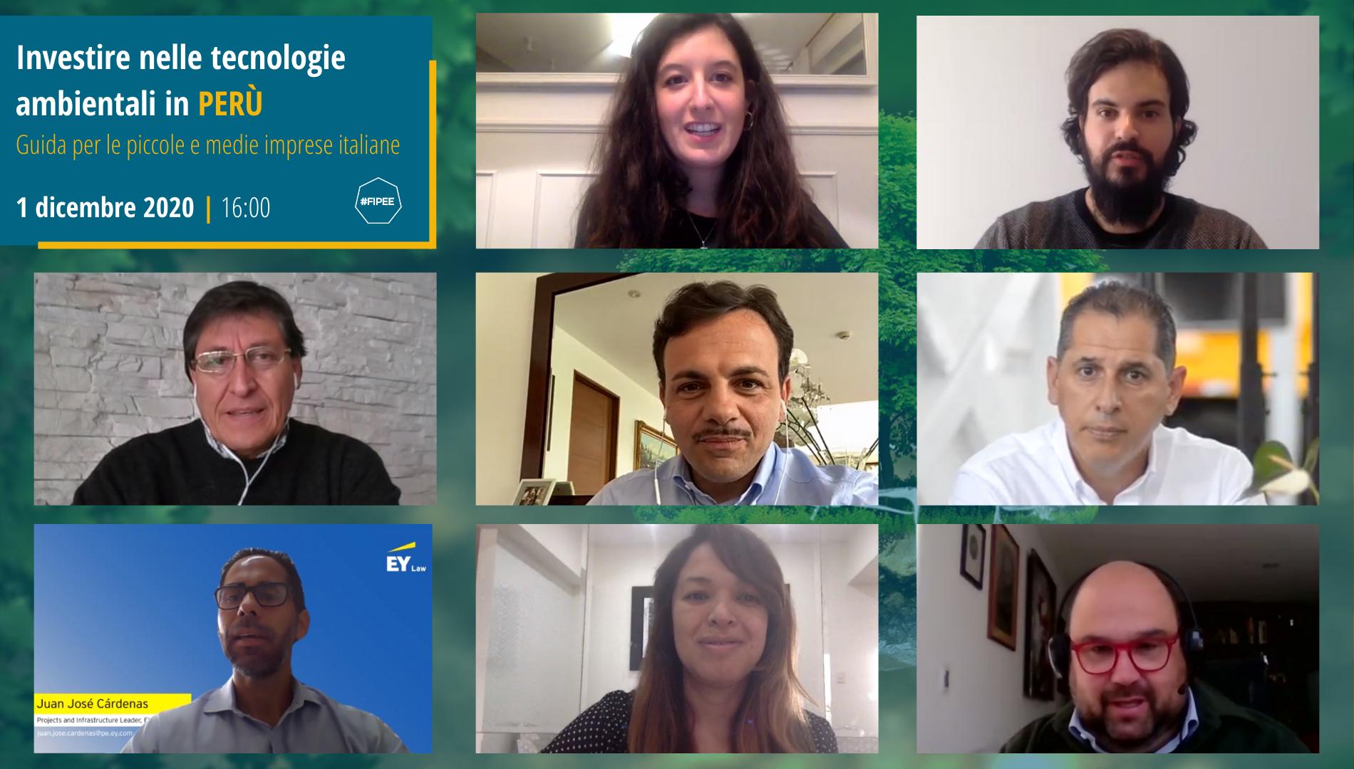 Investire nelle tecnologie ambientali in Perù: guida per le piccole e medie imprese italiane