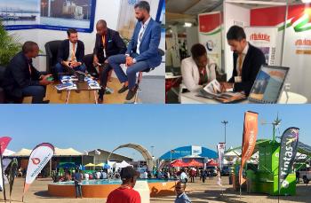 UNIDO ITPO Italy partecipa a FACIM, la fiera commerciale multi-settore di Maputo