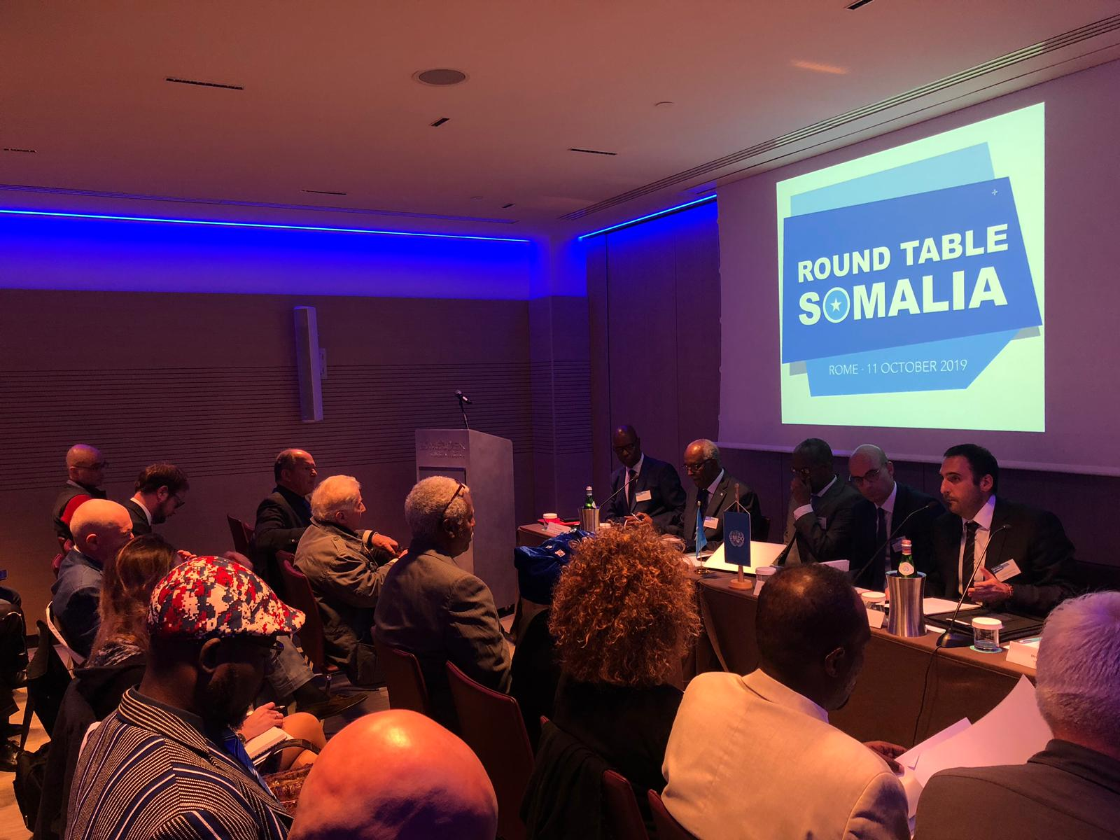 Round Table: Opportunities Business in Somalia