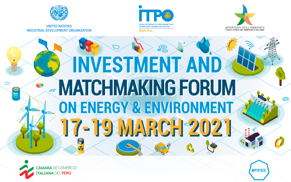 Investment and Matchmaking Forum on Energy & Environment