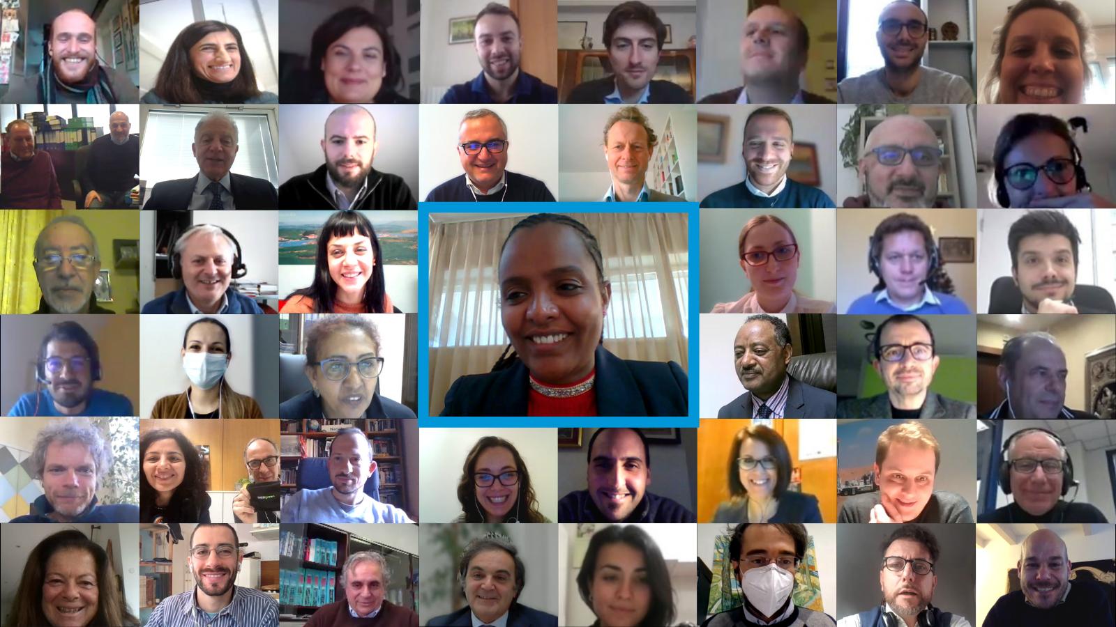 Virtual Delegate Programme 2020