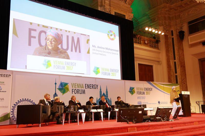 Vienna Forum su Energia