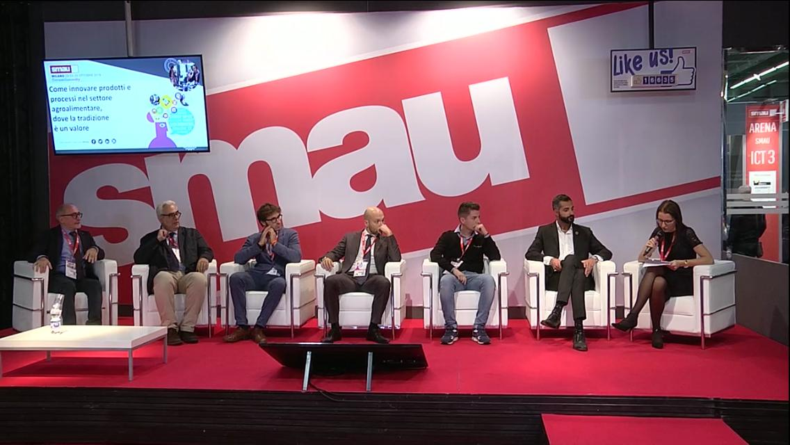 UNIDO ITPO Italy a SMAU 2018: innovazione al servizio di uno sviluppo sostenibile