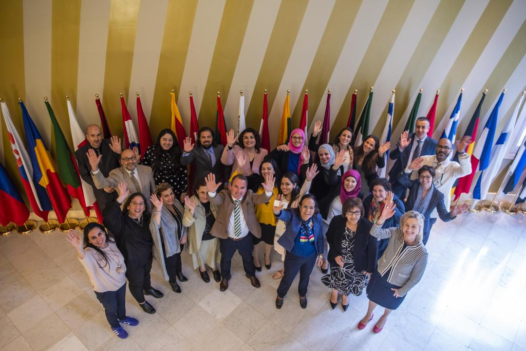 UNIDO ITPO Italy unisce le forze per emancipare le donne attraverso l'imprenditoria nella regione MENA (Medio Oriente e Nord Africa)