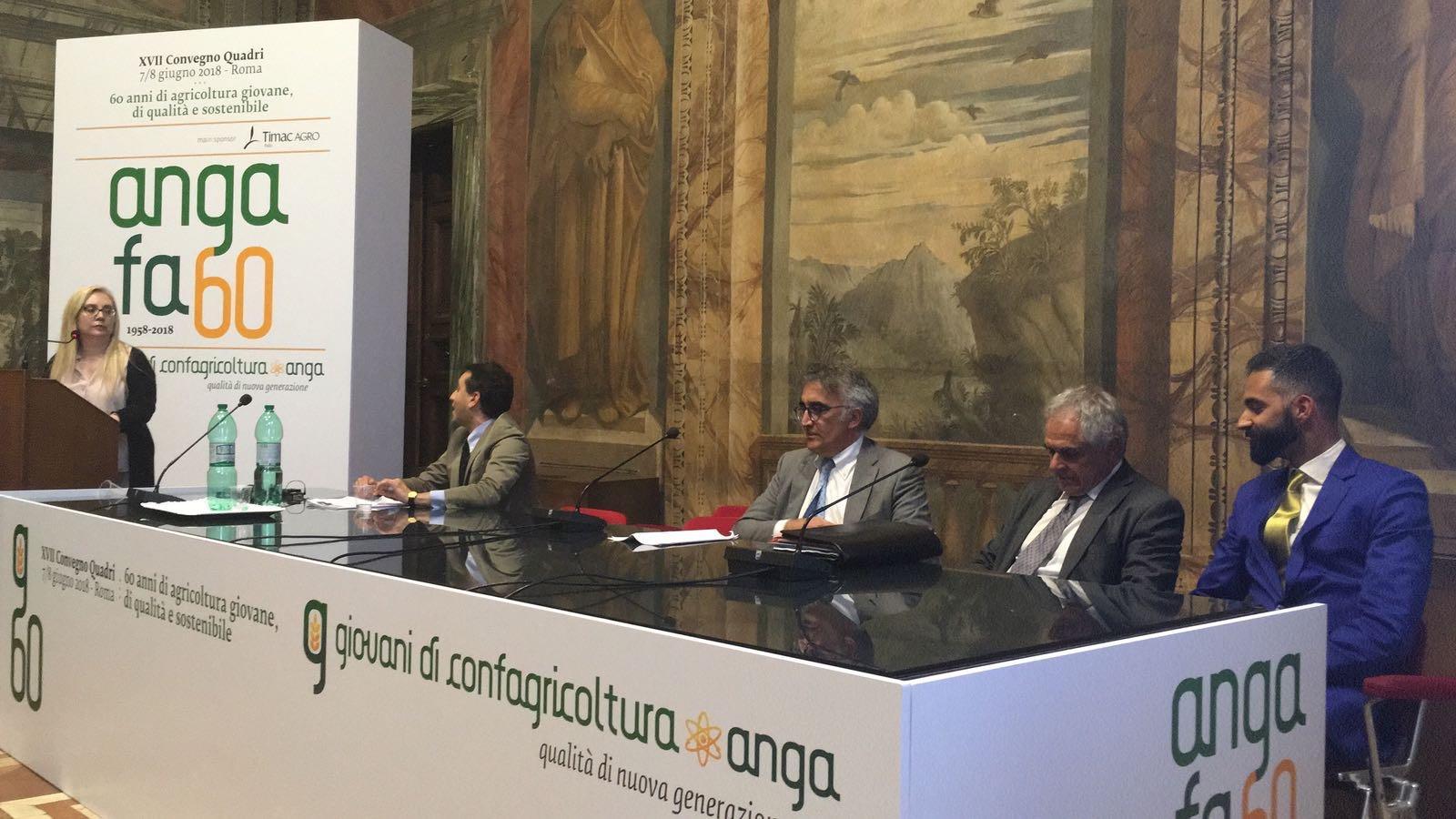 """UNIDO ITPO Italy interviene alla tavola rotonda """"Misurare la Sostenibilità per creare valore"""" di ANGA"""