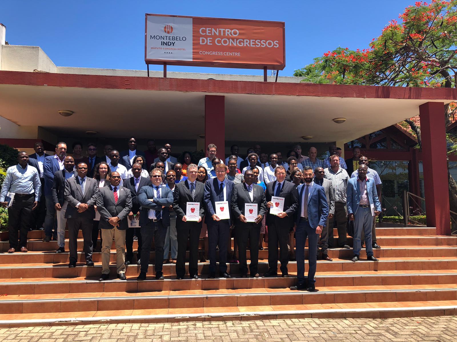 UNIDO ITPO Italy organizza la prima missione ufficiale di Macfrut in Mozambico
