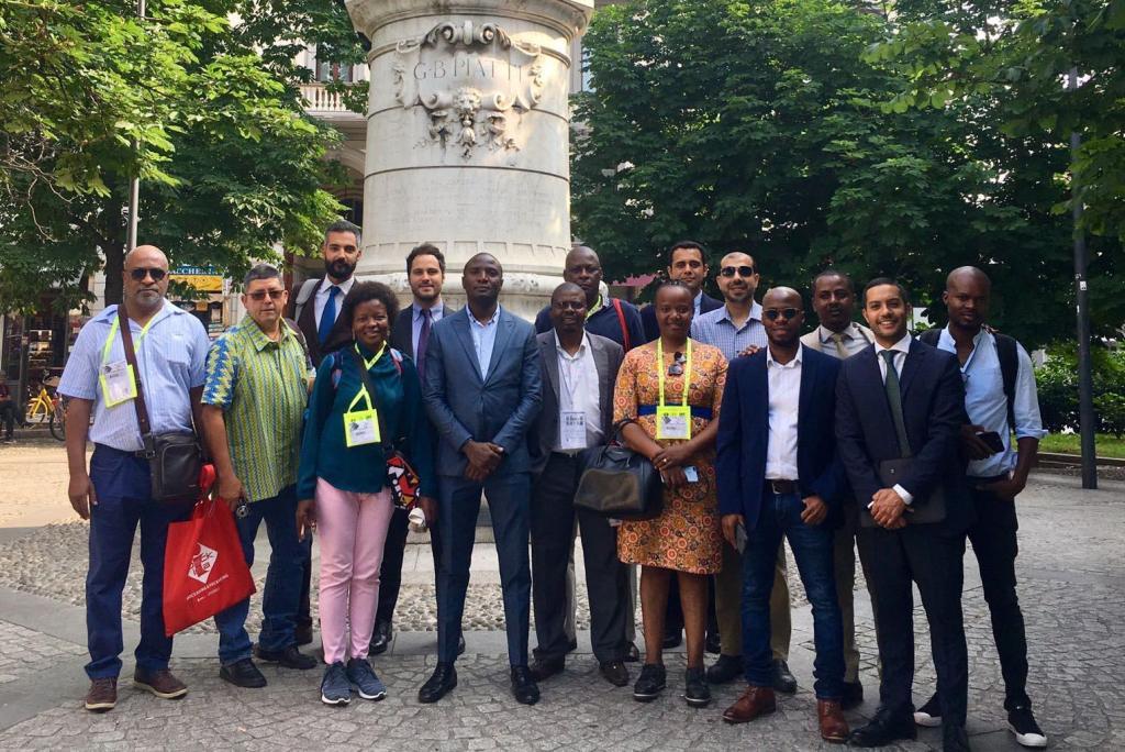 UNIDO ITPO Italy supporta una delegazione da Mozambico, Etiopia, Pakistan ed Iran ad Ipackima 2018