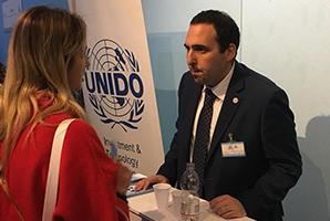 UNIDO ITPO Italy ha partecipato al Festival delle Carriere Internazionali 2018