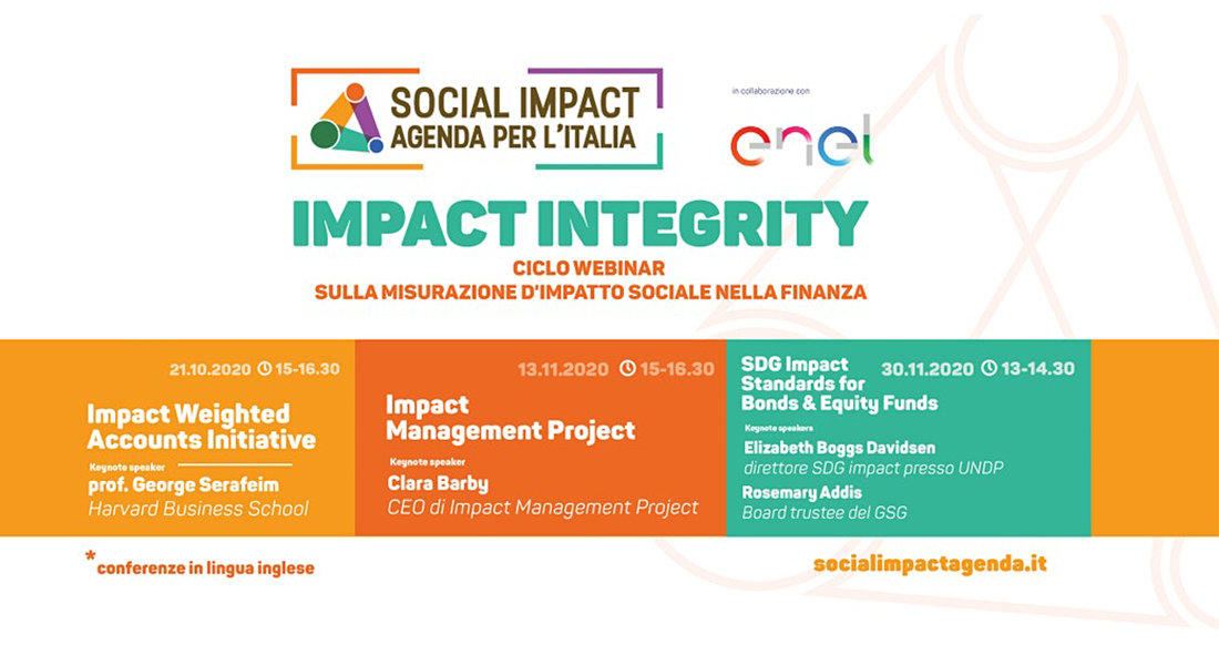 Social Impact - Impact Integrity - SDG Impact Standards for Bonds & Equity Funds