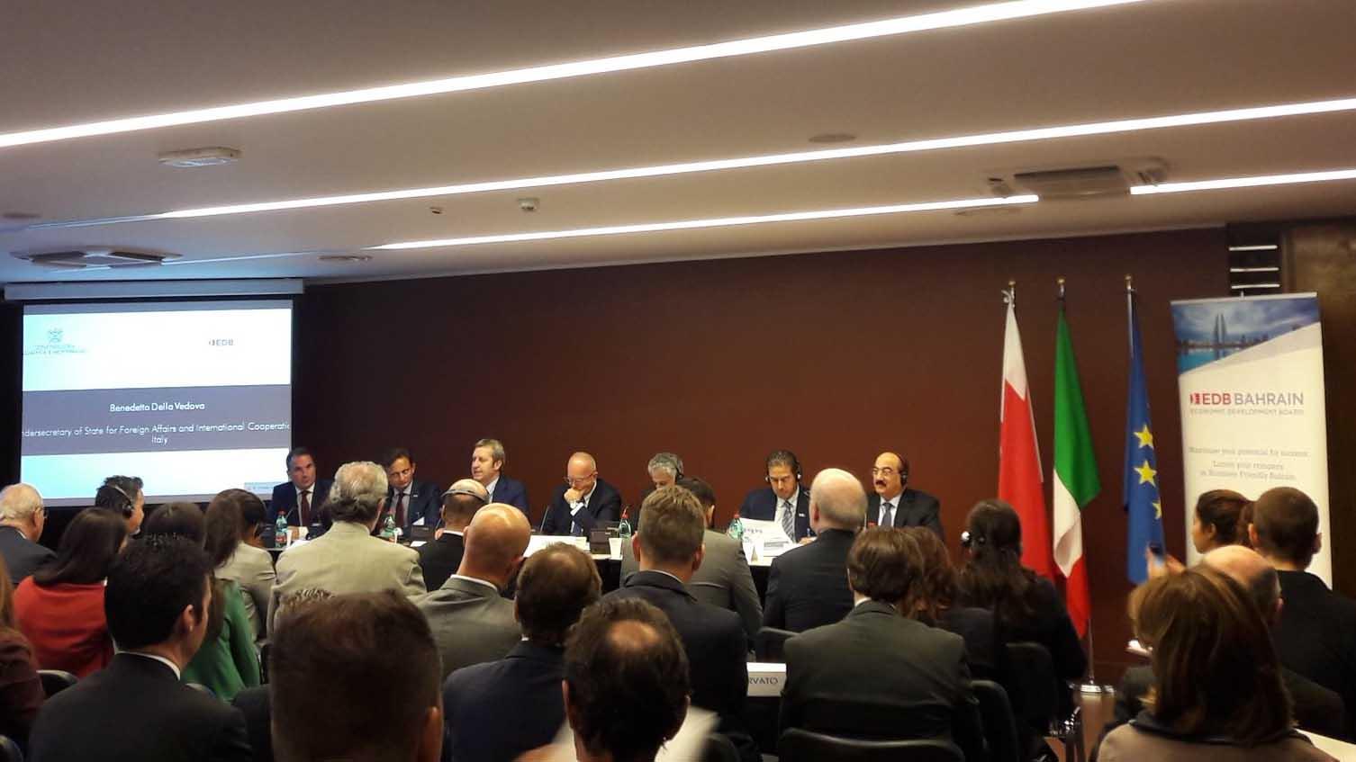 BAHREIN: piattaforma di business per i paesi del Golfo