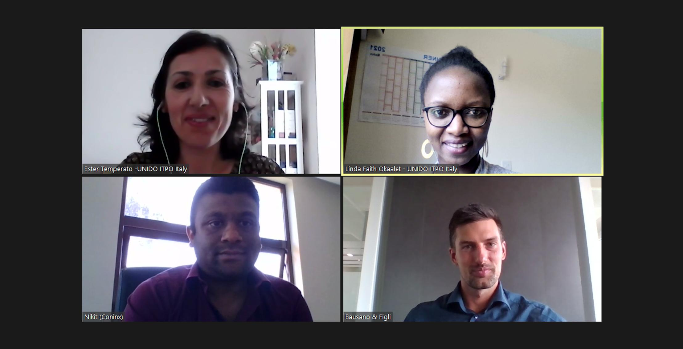 Kenya: incontro di matchmaking con Coninx Ltd e Bausano & Figli