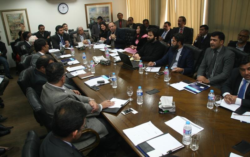 Seminario in Pakistan sul programma di garanzia del credito