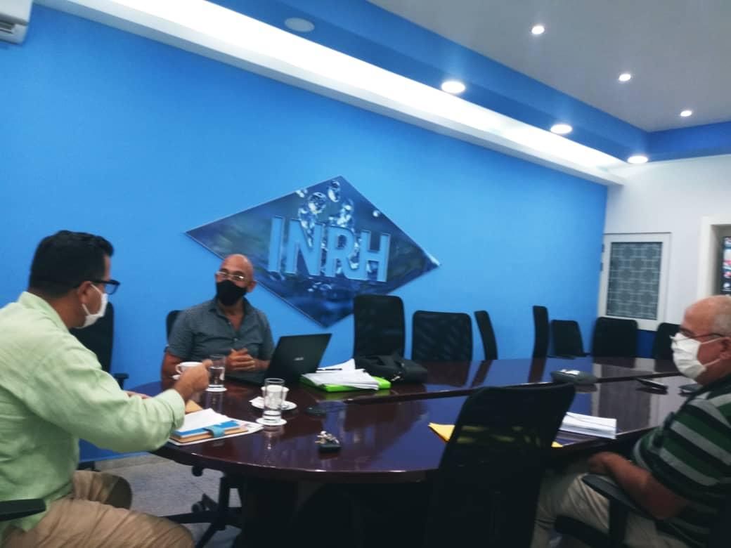 FIPEE, Cuba: National Institute of Hydraulic Resources (INRH)