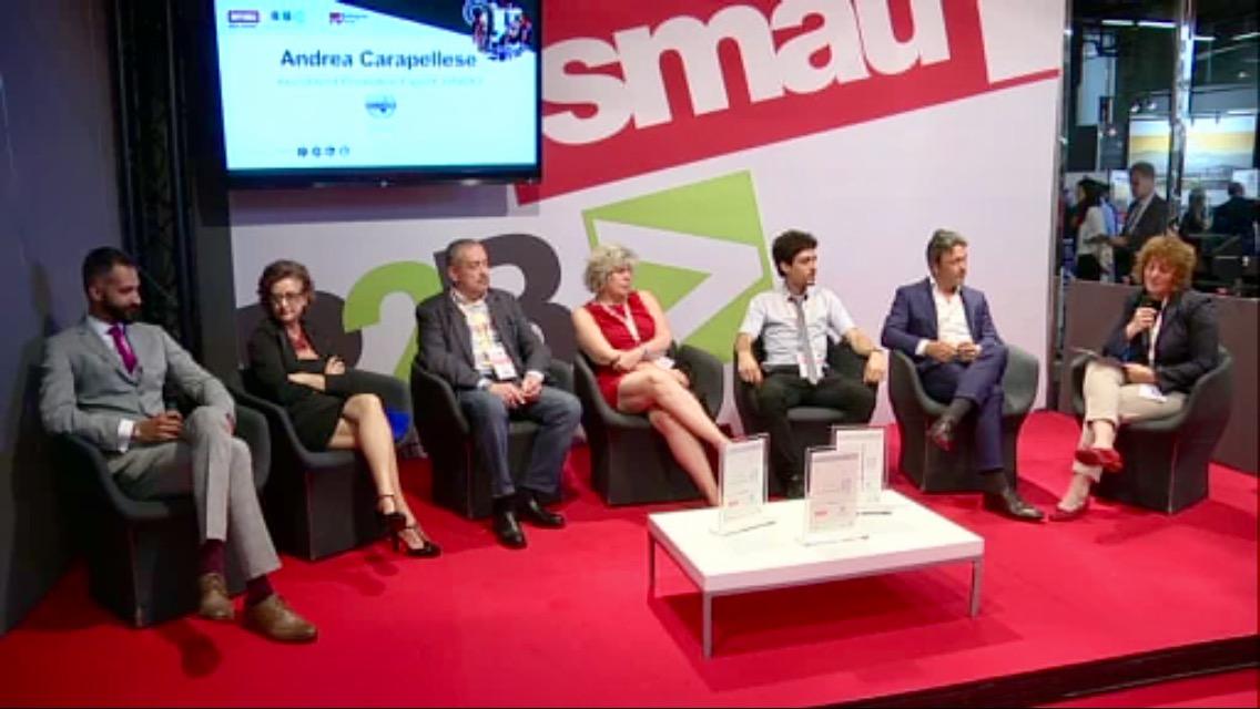 UNIDO ITPO Italy ha partecipato come speaker a SMAU 2018
