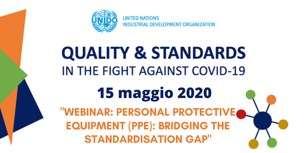 WEBINAR: Personal Protective Equipment (PPE): Bridging the Standardisation Gap